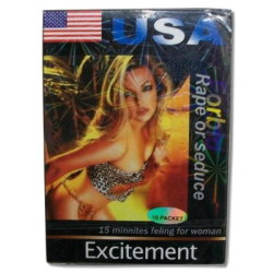 USA美國興奮魔法粉(10包)