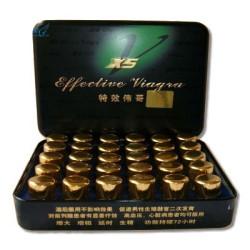 X5特效偉哥(鐵盒30粒)