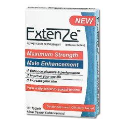 美國ExtenZe草本陰莖增大丸(1盒)
