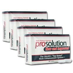 美國ProSolution陰莖養護丸(4盒)